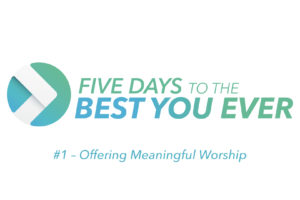 """Offering Meaningful Worship"" (01-01-17 AM Sermon)"
