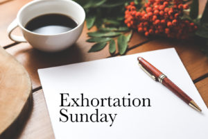 """""""Exhort One Another Daily"""" (04-02-17 PM Sermon)"""